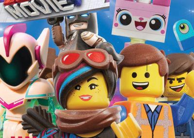 Emmet & Friends (LEGO Movie)